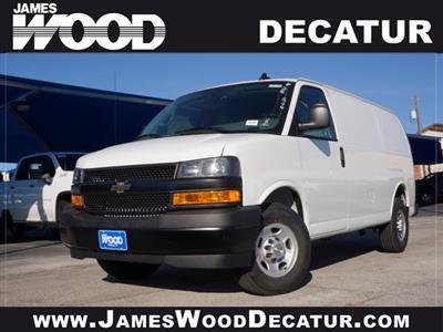 2020 Chevrolet Express 2500 4x2, Adrian Steel PHVAC Upfitted Cargo Van #103285 - photo 1