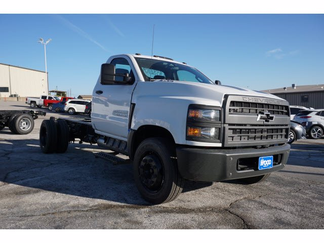 2020 Chevrolet Silverado 4500 Regular Cab DRW 4x2, Cab Chassis #103287 - photo 4