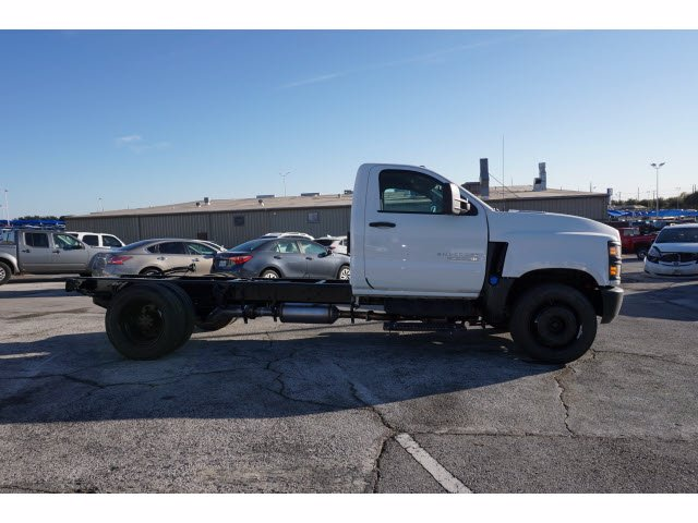 2020 Chevrolet Silverado 4500 Regular Cab DRW 4x2, Cab Chassis #103287 - photo 5