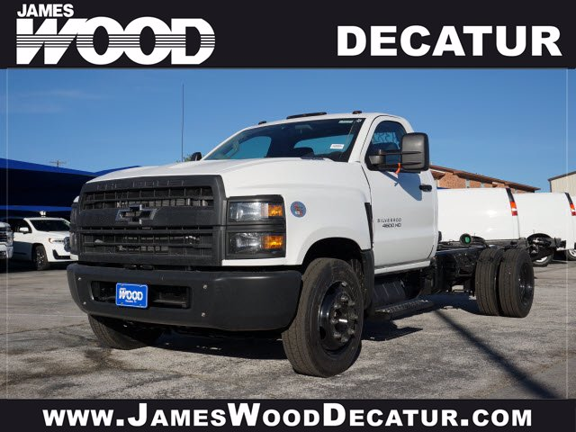 2020 Chevrolet Silverado 4500 Regular Cab DRW 4x2, Cab Chassis #103287 - photo 1