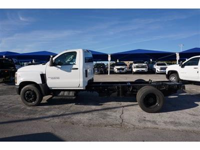 2020 Chevrolet Silverado 4500 Regular Cab DRW 4x2, Cab Chassis #103287 - photo 8