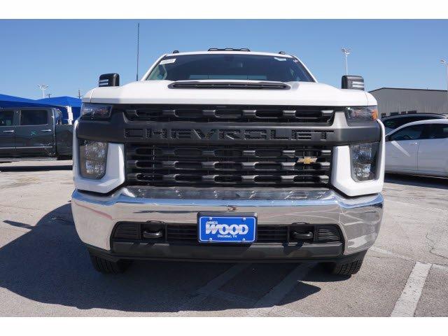 2020 Chevrolet Silverado 3500 Regular Cab DRW 4x2, CM Truck Beds Platform Body #103290 - photo 3