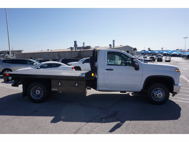 2020 Chevrolet Silverado 3500 Regular Cab DRW 4x2, CM Truck Beds Platform Body #103290 - photo 5