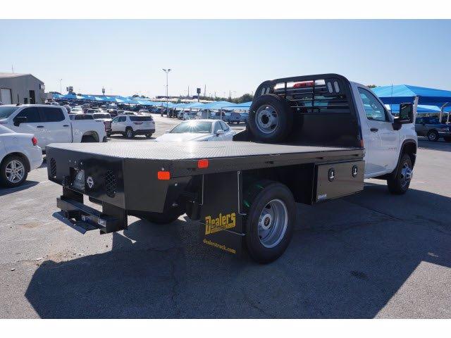 2020 Chevrolet Silverado 3500 Regular Cab DRW 4x2, CM Truck Beds Platform Body #103290 - photo 6