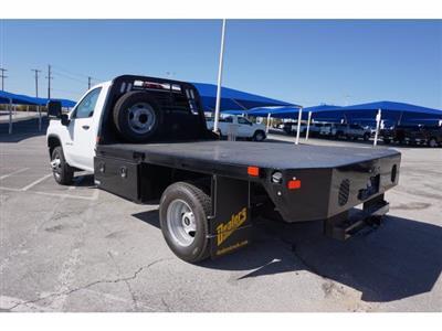 2020 Chevrolet Silverado 3500 Regular Cab DRW 4x2, CM Truck Beds Platform Body #103290 - photo 2