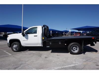2020 Chevrolet Silverado 3500 Regular Cab DRW 4x2, CM Truck Beds Platform Body #103290 - photo 8