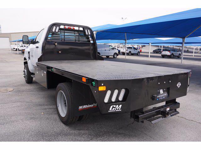 2020 Chevrolet Silverado 4500 Regular Cab DRW 4x4, CM Truck Beds Platform Body #103298 - photo 1