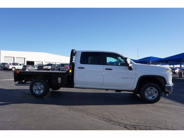 2020 Chevrolet Silverado 2500 Crew Cab 4x4, CM Truck Beds RD Model Platform Body #103300 - photo 5
