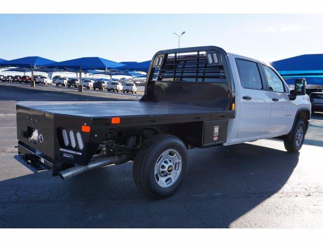 2020 Chevrolet Silverado 2500 Crew Cab 4x4, CM Truck Beds RD Model Platform Body #103300 - photo 6