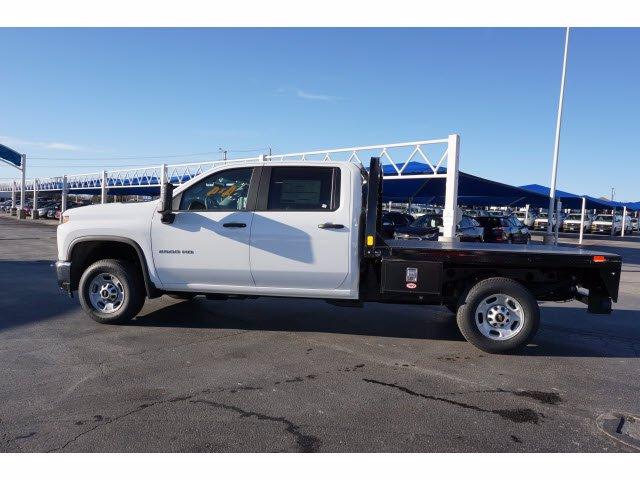 2020 Chevrolet Silverado 2500 Crew Cab 4x4, CM Truck Beds RD Model Platform Body #103300 - photo 8