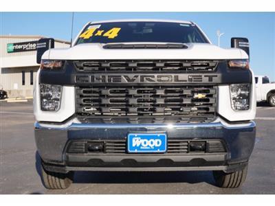 2020 Chevrolet Silverado 2500 Crew Cab 4x4, CM Truck Beds RD Model Platform Body #103300 - photo 3