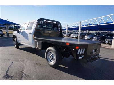 2020 Chevrolet Silverado 2500 Crew Cab 4x4, CM Truck Beds RD Model Platform Body #103300 - photo 2