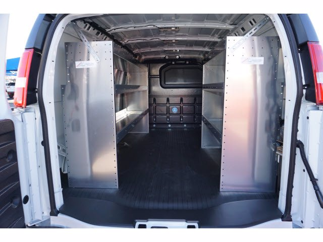 2020 Chevrolet Express 2500 4x2, Adrian Steel Upfitted Cargo Van #103305 - photo 1
