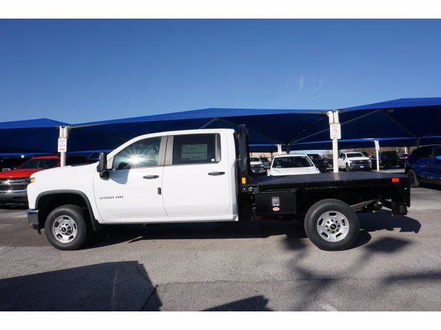 2020 Chevrolet Silverado 2500 Crew Cab 4x4, CM Truck Beds RD Model Platform Body #103315 - photo 6