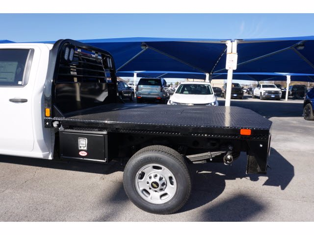 2020 Chevrolet Silverado 2500 Crew Cab 4x4, CM Truck Beds RD Model Platform Body #103315 - photo 7