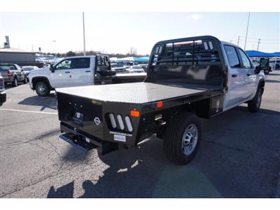 2020 Chevrolet Silverado 2500 Crew Cab 4x4, CM Truck Beds RD Model Platform Body #103315 - photo 4