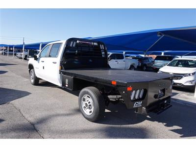 2020 Chevrolet Silverado 2500 Crew Cab 4x4, CM Truck Beds RD Model Platform Body #103315 - photo 2