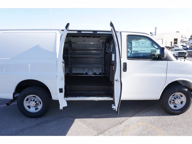 2020 Chevrolet Express 2500 4x2, Adrian Steel Upfitted Cargo Van #103317 - photo 13