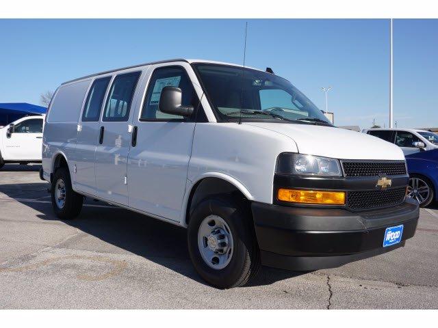 2020 Chevrolet Express 2500 4x2, Adrian Steel Upfitted Cargo Van #103317 - photo 4