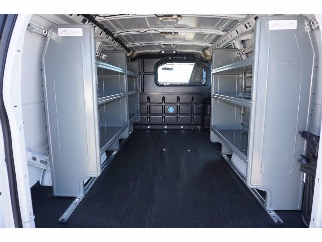 2020 Chevrolet Express 2500 4x2, Adrian Steel Upfitted Cargo Van #103317 - photo 2