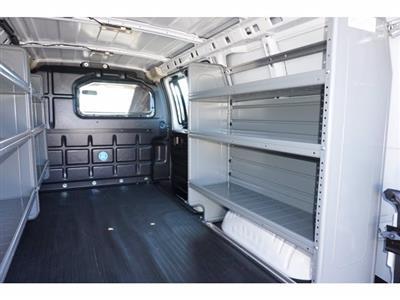 2020 Chevrolet Express 2500 4x2, Adrian Steel Upfitted Cargo Van #103317 - photo 11
