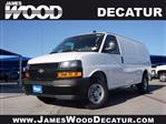 2020 Chevrolet Express 2500 4x2, Adrian Steel Upfitted Cargo Van #103317 - photo 1