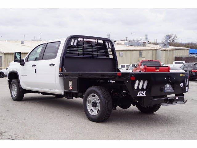 2020 Chevrolet Silverado 2500 Crew Cab 4x4, CM Truck Beds Platform Body #103321 - photo 1
