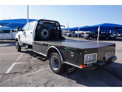 2020 Chevrolet Silverado 5500 Crew Cab DRW 4x4, CM Truck Beds SK Model Platform Body #103327 - photo 2