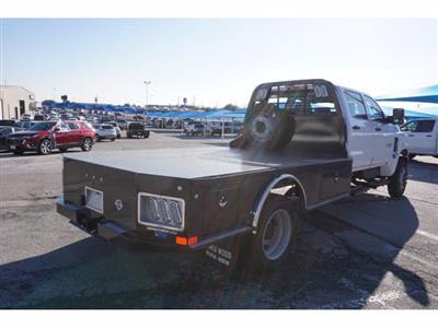 2020 Chevrolet Silverado 5500 Crew Cab DRW 4x4, CM Truck Beds SK Model Platform Body #103327 - photo 5
