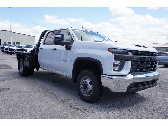 2020 Chevrolet Silverado 3500 Crew Cab 4x2, CM Truck Beds RD Model Platform Body #103329 - photo 4