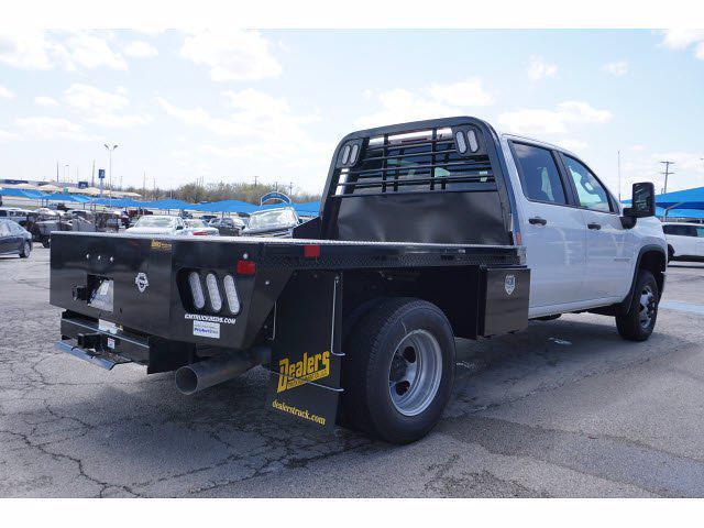 2020 Chevrolet Silverado 3500 Crew Cab 4x2, CM Truck Beds RD Model Platform Body #103329 - photo 6