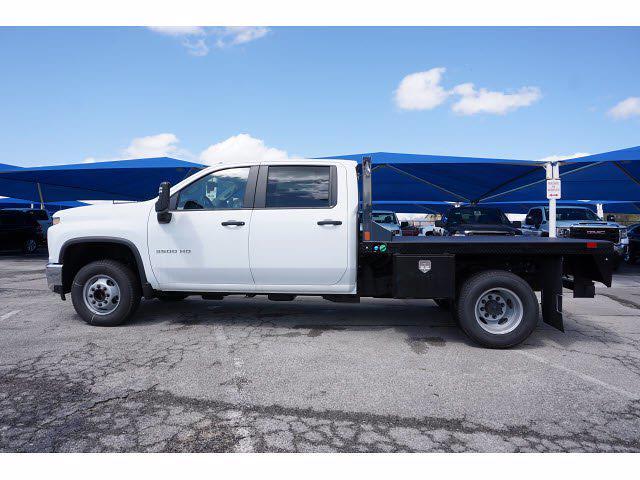 2020 Chevrolet Silverado 3500 Crew Cab 4x2, CM Truck Beds RD Model Platform Body #103329 - photo 8