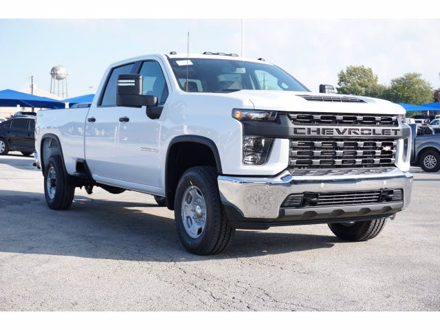 2021 Chevrolet Silverado 2500 Crew Cab 4x4, Pickup #110331 - photo 3