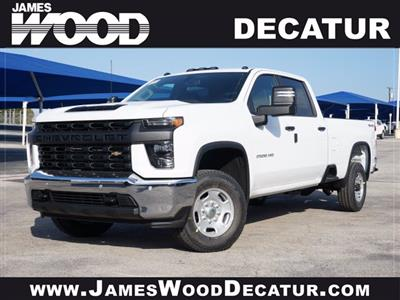 2021 Chevrolet Silverado 2500 Crew Cab 4x4, Pickup #110331 - photo 1