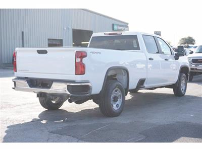 2021 Chevrolet Silverado 2500 Crew Cab 4x4, Pickup #110331 - photo 4