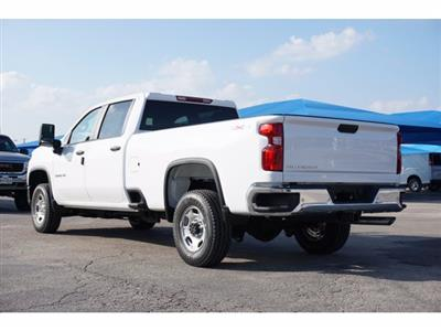 2021 Chevrolet Silverado 2500 Crew Cab 4x4, Pickup #110331 - photo 2