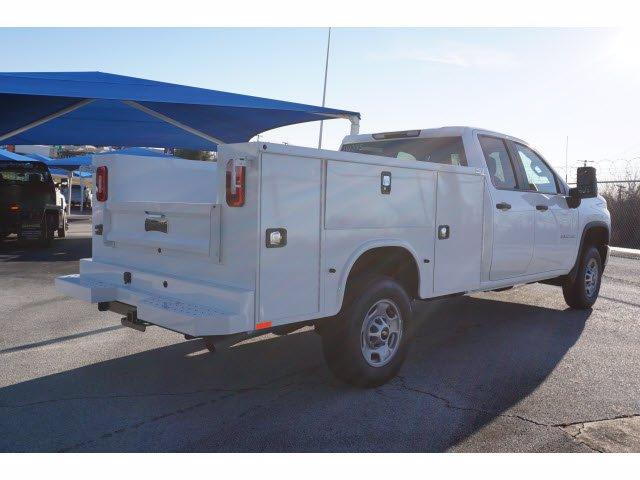 2021 Chevrolet Silverado 2500 Double Cab 4x2, Knapheide Steel Service Body #110395 - photo 5