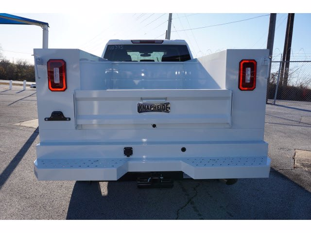 2021 Chevrolet Silverado 2500 Double Cab 4x2, Knapheide Steel Service Body #110395 - photo 6