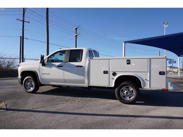 2021 Chevrolet Silverado 2500 Double Cab 4x2, Knapheide Steel Service Body #110395 - photo 7