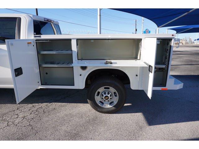 2021 Chevrolet Silverado 2500 Double Cab 4x2, Knapheide Steel Service Body #110395 - photo 8