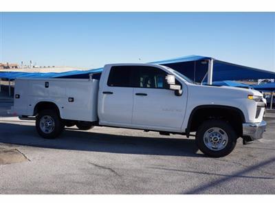 2021 Chevrolet Silverado 2500 Double Cab 4x2, Knapheide Steel Service Body #110395 - photo 4