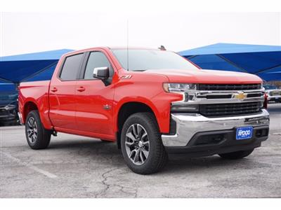 2021 Chevrolet Silverado 1500 Crew Cab 4x4, Pickup #110519 - photo 3