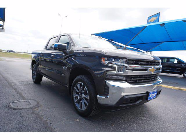 2021 Chevrolet Silverado 1500 Crew Cab 4x2, Pickup #110524 - photo 3