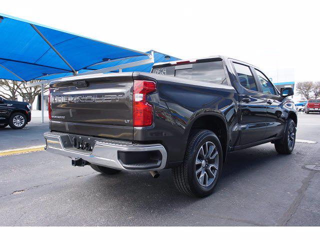 2021 Chevrolet Silverado 1500 Crew Cab 4x2, Pickup #110524 - photo 4