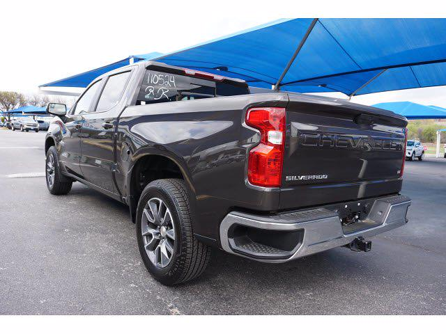 2021 Chevrolet Silverado 1500 Crew Cab 4x2, Pickup #110524 - photo 2