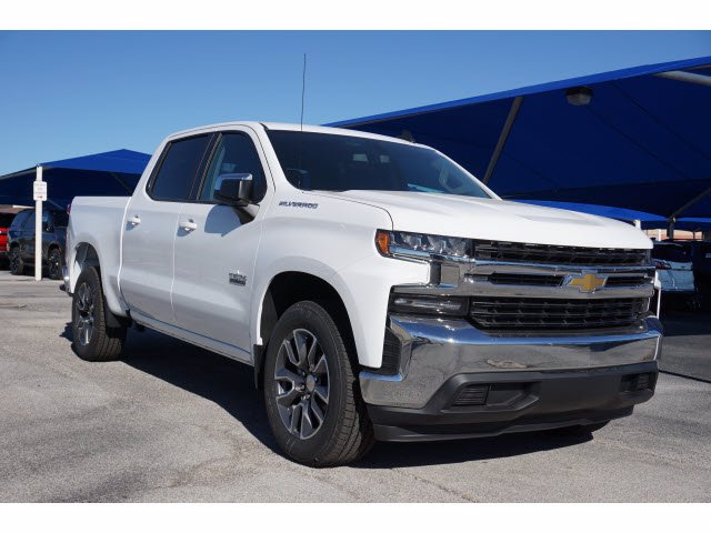 2021 Chevrolet Silverado 1500 Crew Cab 4x2, Pickup #110576 - photo 3
