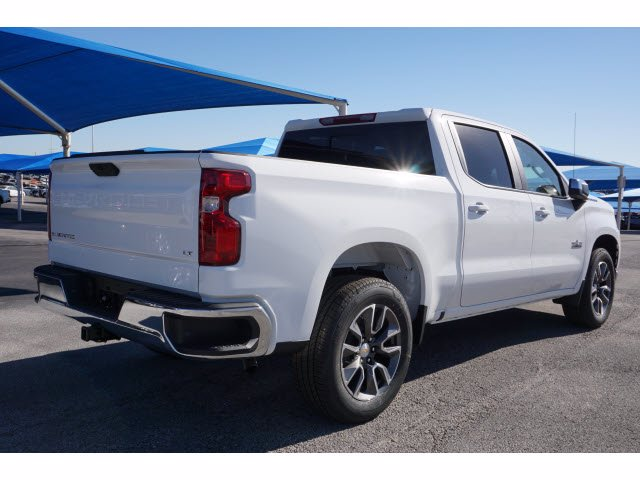2021 Chevrolet Silverado 1500 Crew Cab 4x2, Pickup #110576 - photo 4