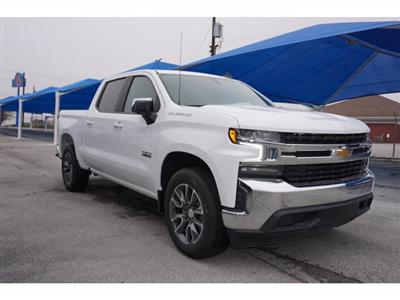2021 Chevrolet Silverado 1500 Crew Cab 4x2, Pickup #110661 - photo 3