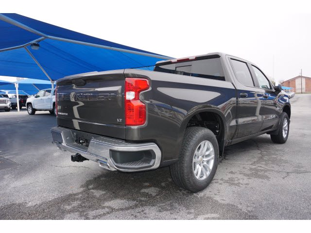 2021 Chevrolet Silverado 1500 Crew Cab 4x4, Pickup #110666 - photo 4