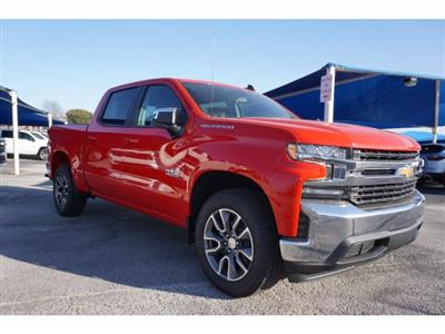 2021 Chevrolet Silverado 1500 Crew Cab 4x2, Pickup #110823 - photo 3